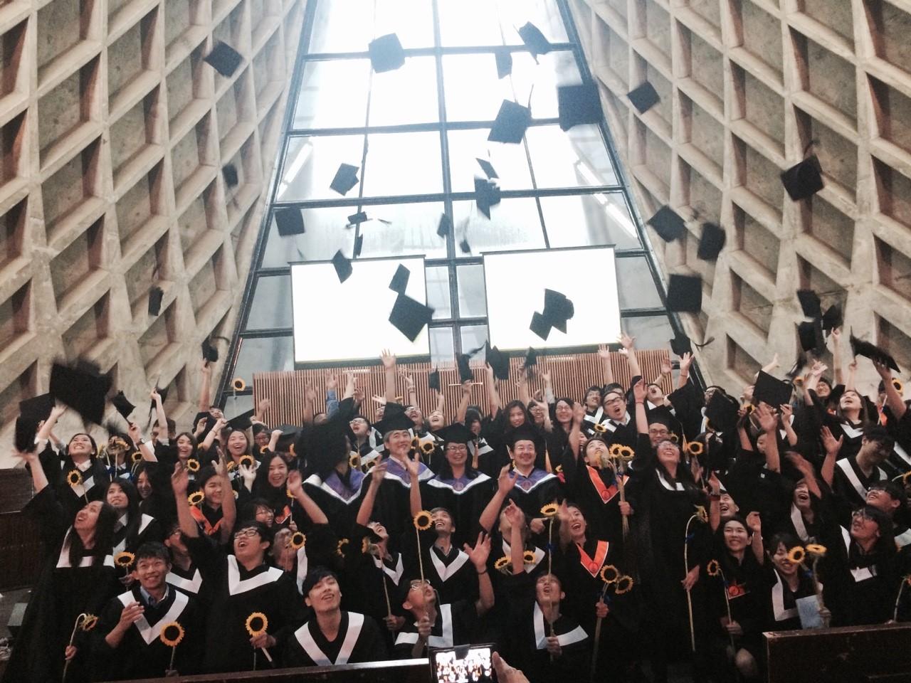 103學年度(100級)畢業祝福禮