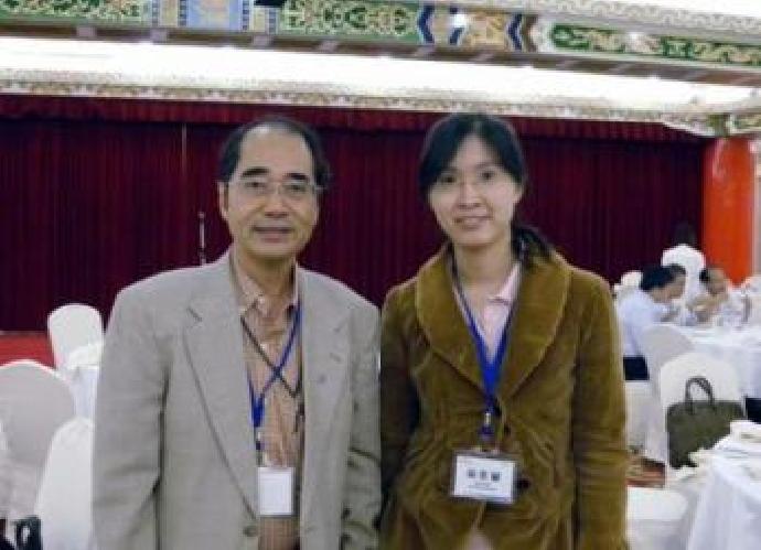 2009-09-21 環科研究所碩士班畢業5年寫照---梁永瑩學姊
