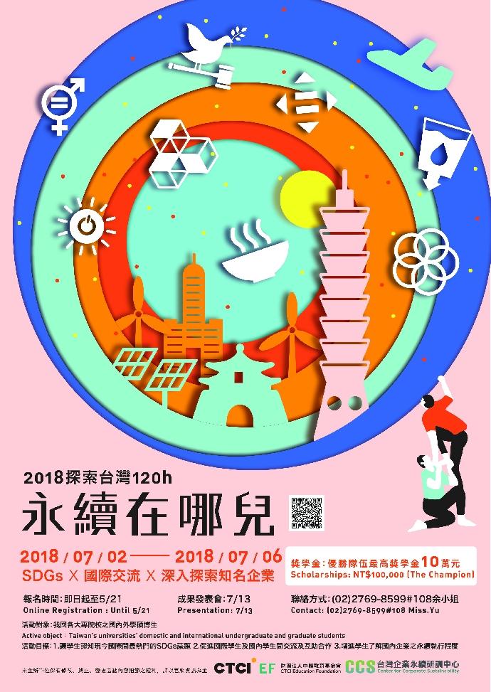 2018探索台灣120h-永續在哪兒