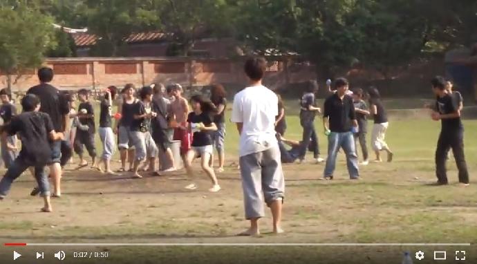 2010迎新宿營水球大戰